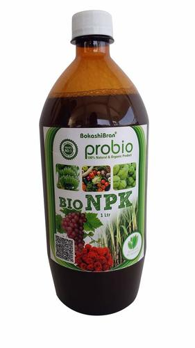 Bio Liquid NPK Liquid Fertilizer 1 LTR