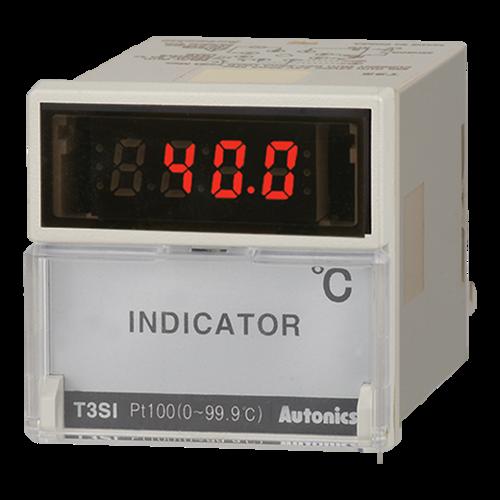 Autonics T3SI-N4NK8C-N Temperature Controller