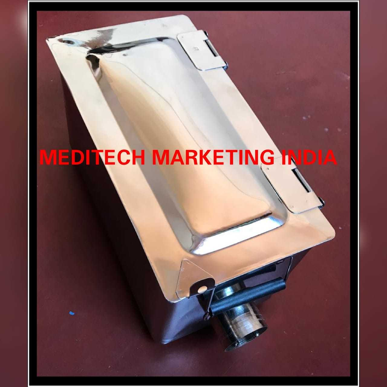 SEMI AUTOMATIC STAINLESS STEEL ELECTRIC INSTRUMENT STERILIZER