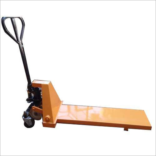 Easy To Operate Platform Pallet Truck