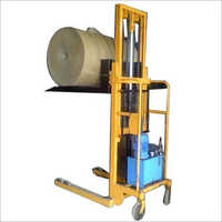 Paper Reel Stacker