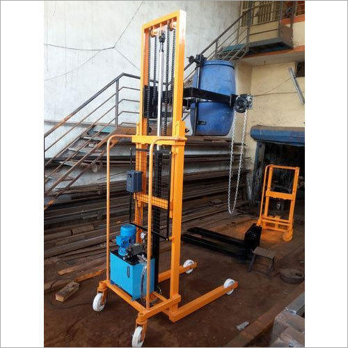 Electric Drum Stacker