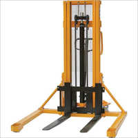 Straddle Leg Stacker