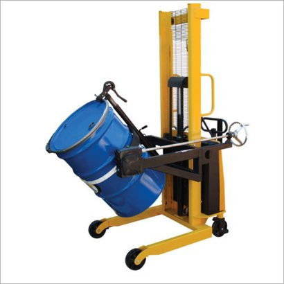 Battery Operated Drum Stacker