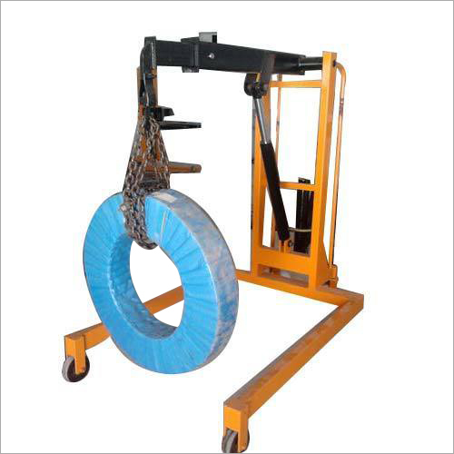 Heavy Duty Floor Crane