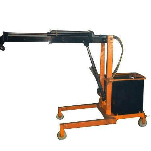Hydraulic Electric Floor Crane