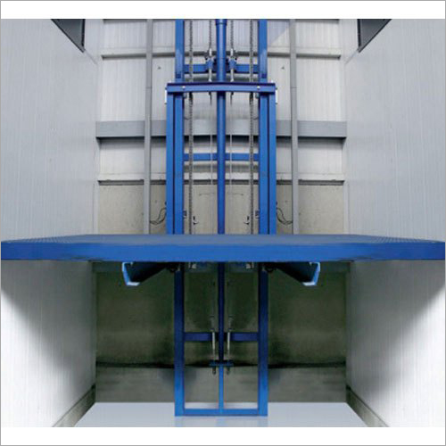 Industrial Elevator Goods Lifts