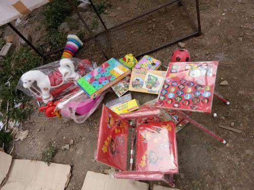 Anganwadi Toys