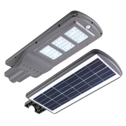 All In One Plastics Body Solar Street Light