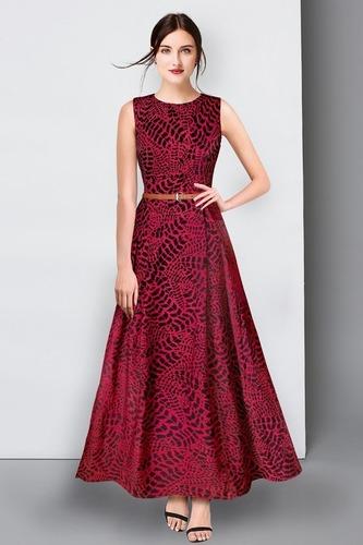 Gajari gown