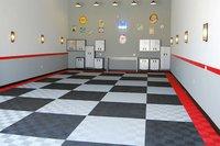 Polypropylene Modular Flooring