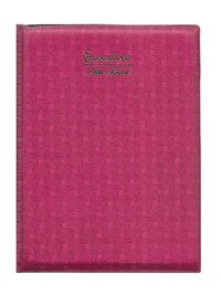 5 Subjects Notebook, Nescafe Size, with Folder, 160 Pages & 320 Pages