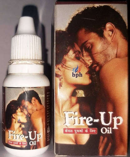 FIRE-UP Oil