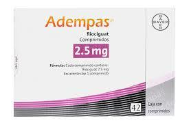 Adempas Tablets Riociguat
