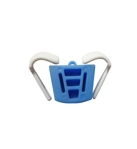 DENTMARK DENTAL MOUTH SUPPORT WITH TONGUE RETRACTOR(LARGE)