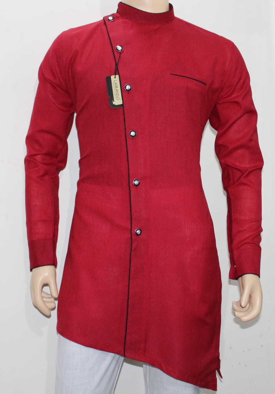 Angrakha Pathani Suit