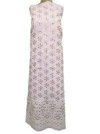 Ethnava Hand Embroidered Pink Gota Patti Cotton 2 Piece Set