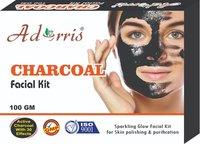 charcoal facial kit