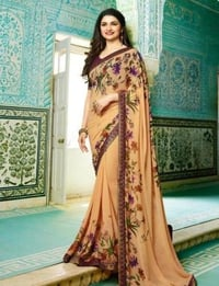 Formal Party Wear Saree