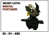 Dicky Latch Innova, Fortuner
