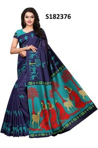 New Designer Khadi Silk Saree