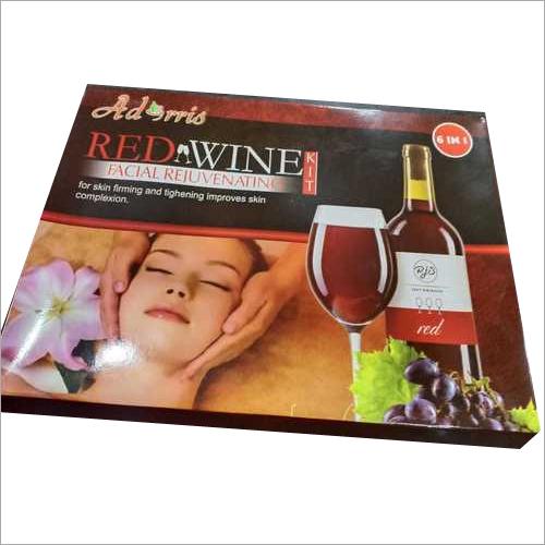 Red Wine Facial Kit
