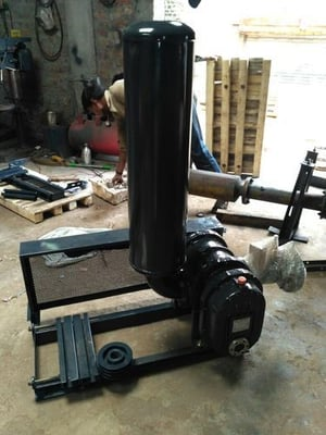 Roots Blowers (Water Cooled Blower)