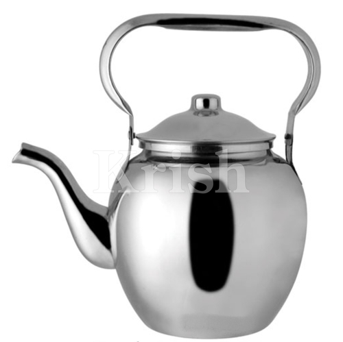 Korean Tea pot with top handle