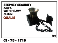 Stepney Security Assy Heavy Chain Qualis