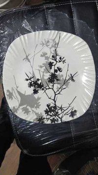 Lotus Melamine Full Plate