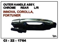 Outer Handle Assy Chrome Rear  Innova,Corolla,  Fortuner Lh/Rh