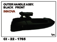 Outer Handle Assy Black Front  Innova Lh/Rh