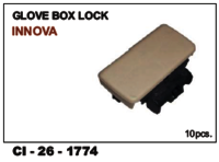 Glove Box Lock Innova