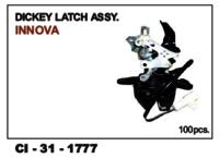 Dicky Latch Assy Innova