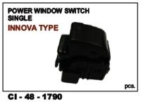 Power Window Switch Single Innova Type