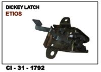 Dicky Latch Etios