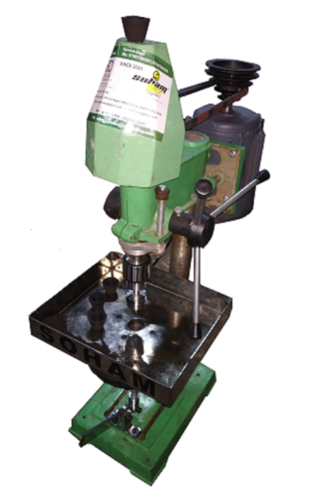 Sambrani Cup Making Machine Single Cavity