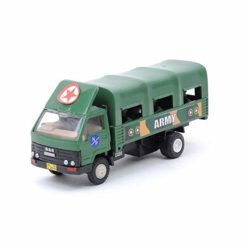 Pull Back BCM Truck Toys
