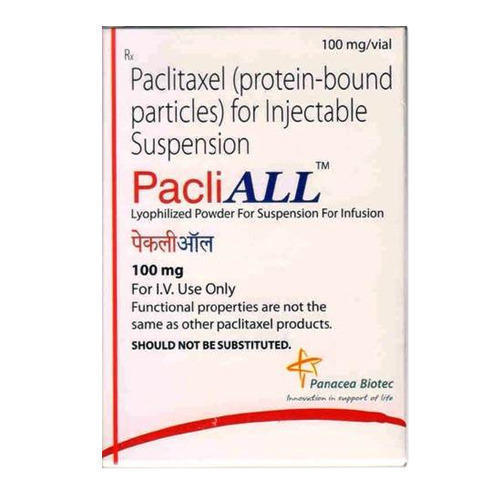 Paclitaxel for Injectable Suspension