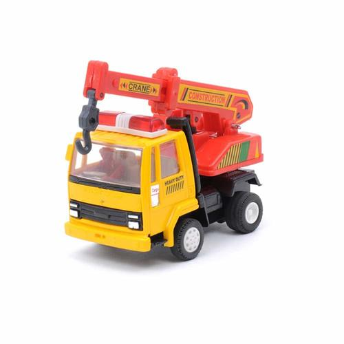 Pull Back Crane Mini Toy