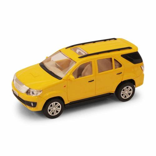 Pull Back Fortuner Car Mini Toys