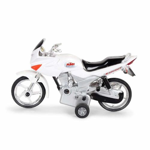 Pull Back Karizma Bike Mini Toy