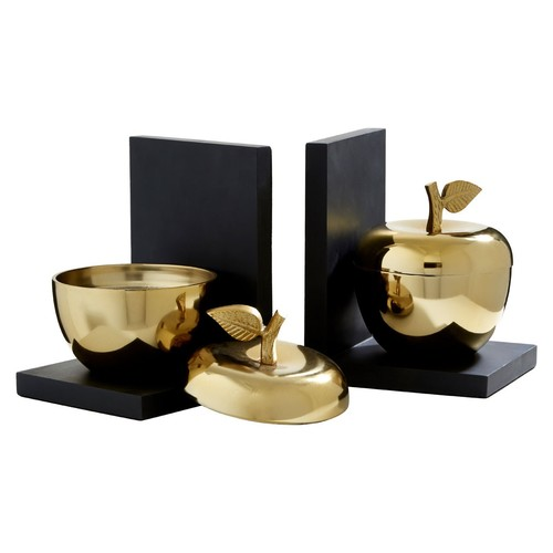 Apple Bookend set of 2