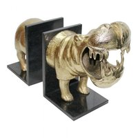Hippo Bookend set of 2