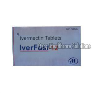 Ivermectin Iverfast Tablet