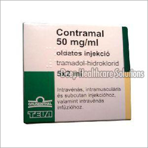 50 mg/ml Contramal Injection
