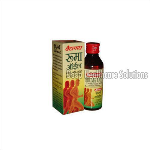 Ruma Care Pain Oil