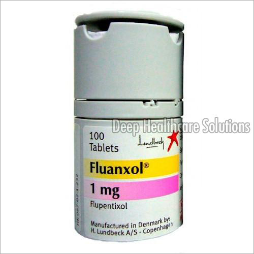 1 mg Flupentixol Tablet