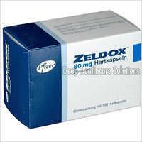 80 mg Ziorasidon Tablet