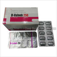 Divalproex Sodium ER Tablet IP